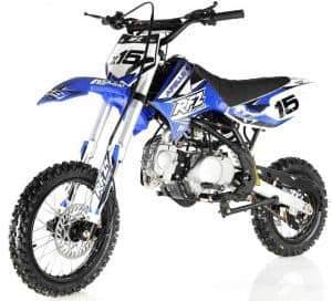 125cc Adults with 4-Speed Manual Transmission