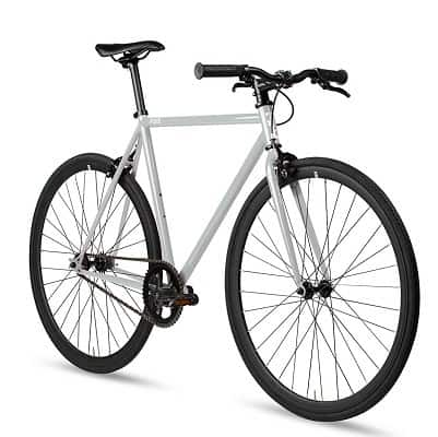 6KU Fixed Gear Single Speed Urban Fixie Road Bike