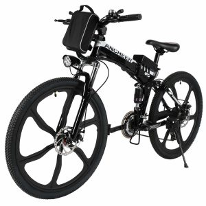 ANCHEER Electric Bike Folding Electric