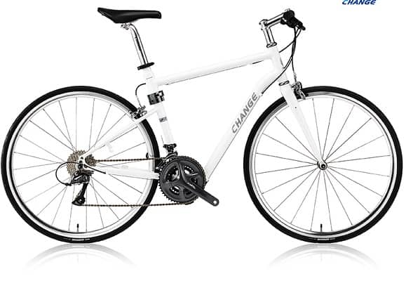 CHANGE Lightweight Full Size Road Folding Bike Shimano 24 Speeds DF-702W