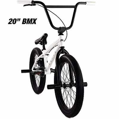 Elite 20 & 16 BMX Bicycle The Stealth Freestyle