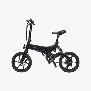 Jetson Metro with Twist Throttle, Pedal Assist, and LED Headlight