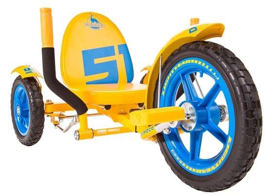 Mobo Mity Disney Pixar Cars 3 Toddler Tricycle