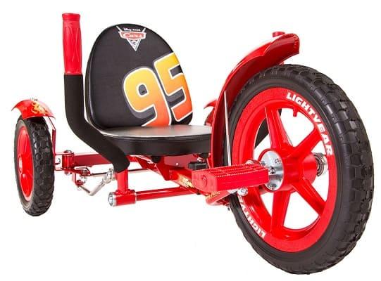 Mobo Mity Lightning McQueen Toddler 3 Wheel Ride On Trike