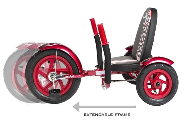 Mobo Mity Sport Safe Tricycle