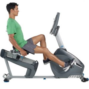 Nautilus R614 Exercise Bike Review