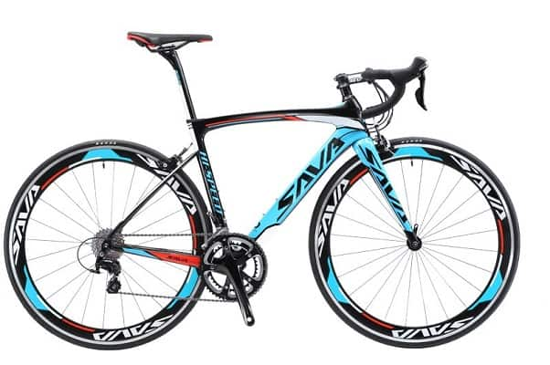 SAVADECK Carbon Road Bike, Warwinds3.0 700C Carbon Fiber