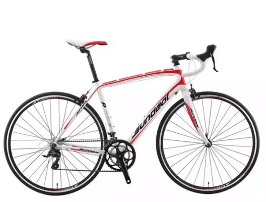 Sundeal 50cm R7 700c Road Bike 6061 Alloy Frame Shimano 2