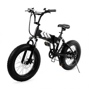 Swagtron EB-8 Outlaw Off-Road Fat