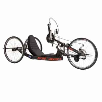 Top End Force-3 Stock Handcycle