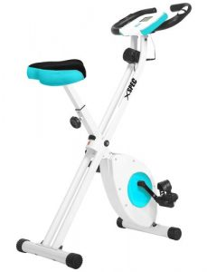 Xspec Indoor Foldable Stationary Compact Cardio Workout