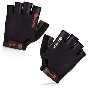 BOODUN with Shock-absorbing Foam Pad Breathable