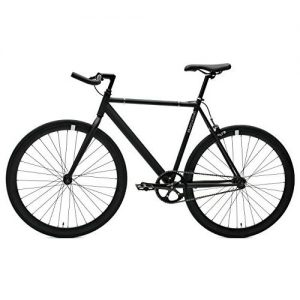 Critical Cycles Classic Fixed-Gear Track Bike with Pursuit Bullhorn Bars