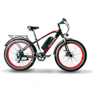 Cyrusher XF660 1000W 64 inch Snow Beach Fat Tire