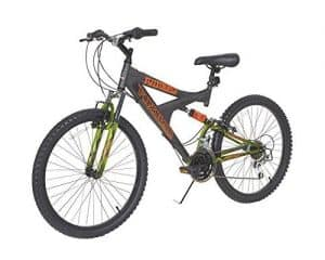 Dynacraft Gauntlet Boys' Dual Suspension 21-Speed