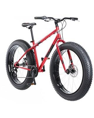 Mongoose Dolomite Fat Tire Mens Mountain Bike
