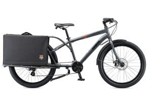 Mongoose Envoy Cargo with 26-Inch Wheels