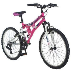 Mongoose Exlipse Full Dual-Suspension or Kids