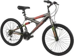 Vertical Equator 26 Dual Suspension