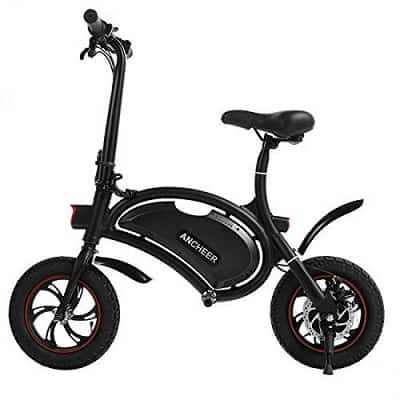 ANCHEER Folding Electric Bicycle Scooter