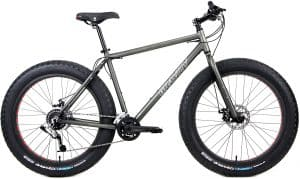 Aluminum Fat with Powerful Disc Brakes Gravity Monster