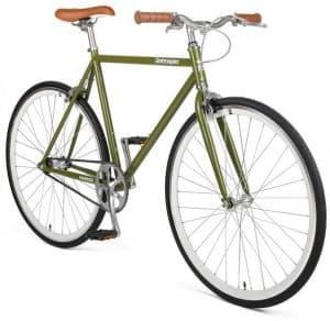 Retrospec Harper Single-Speed Fixed Gear Urban Commuter