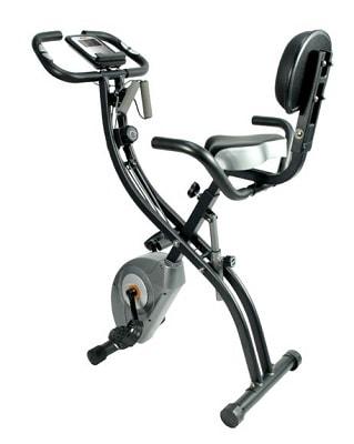ATIVAFIT Stationary Exercise Magnetic Upright Bike