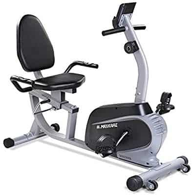 MaxKare Recumbent Indoor Cycling Stationary Bike