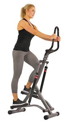 Sunny Health & Fitness Stair Stepper Exercise Equipmen