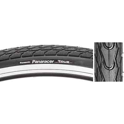 panaracer Tour Tire with Wire Bead