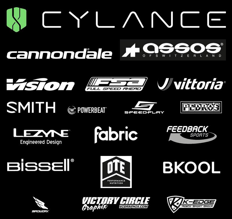 Cylance Pro Cycling sponsors