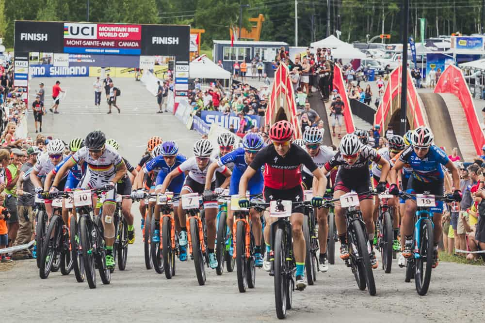 UCI Mountain Bike World Championships start