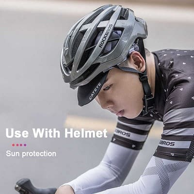 CATEYE Riding Cycling Cap Outdoor Sports Polyester