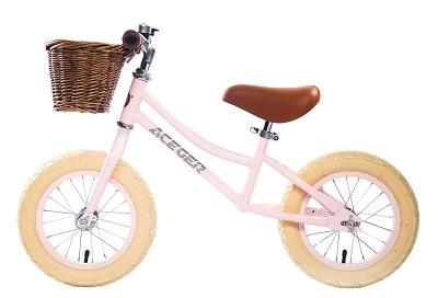 ACEGER Girls Bike with Basket for Kids