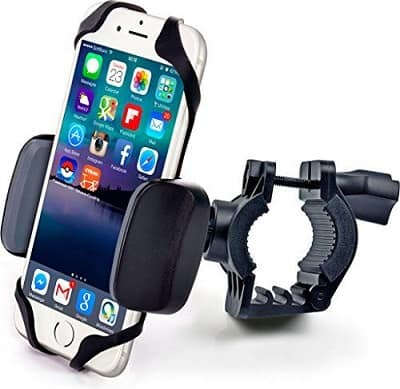 Bike & Motorcycle Phone Mount – Universal Handlebar Holder
