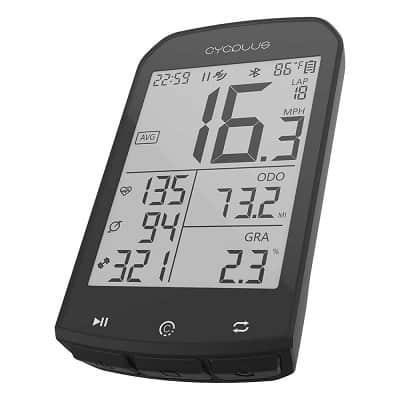 CYCPLUS GPS Bike Computer Waterproof