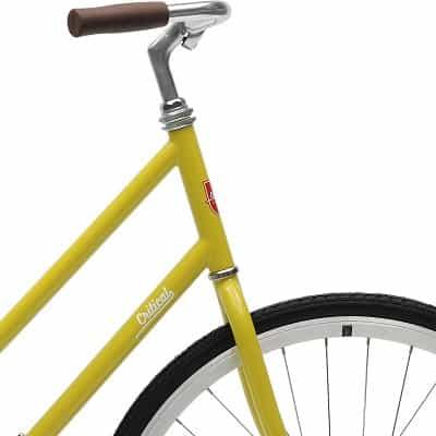 Critical Cycles Parker Step-Thru City Bike with Coaster Brake