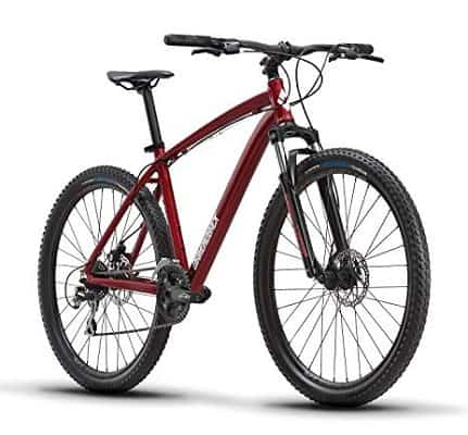Diamondback Bicycles Overdrive Hardtail Mountain Bike with 27.5″ Wheels