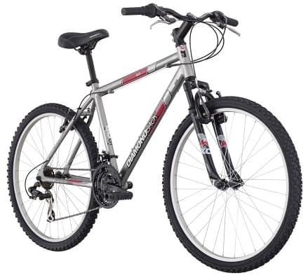 Diamondback Outlook Mountain Bike (2011 Model, 26-Inch Wheels)