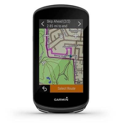 Garmin Edge 1030 Plus, GPS Cycling/Bike Computer