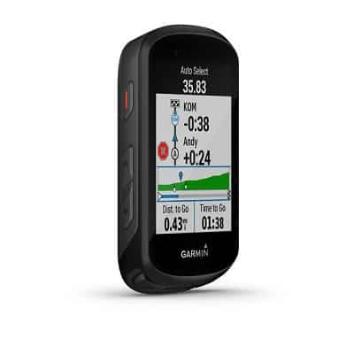 Garmin Edge 530, Performance GPS Cycling/Bike Computer with Mapping, Dynamic Performance Monitoring Accessory Kit