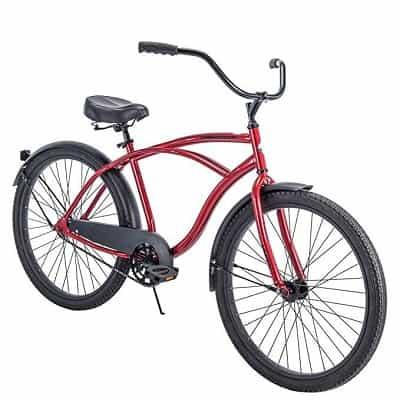 Huffy 26″ Men's Cranbrook Cruiser Bike with Freebie