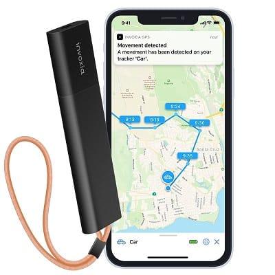 Invoxia Cellular GPS Tracker