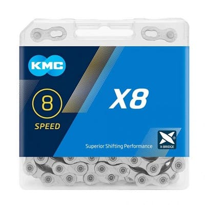 KMC X8.99-X8 Bicycle Chain