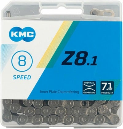 KMC Z8.1 X 116L, GY-GY