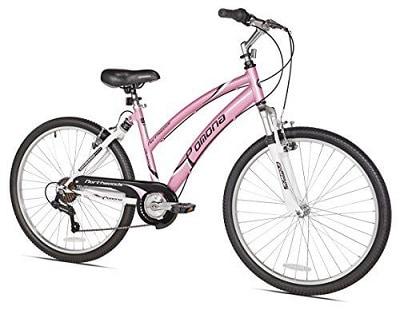 Kent Pomona Women's Dual Suspension Comfort Bike