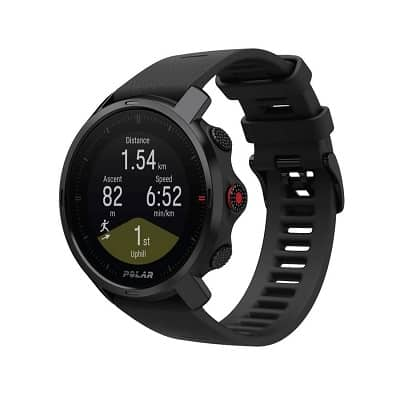 POLAR Grit X – Rugged Outdoor Watch with GPS, Compass, Altimeter and Military-Level Durability