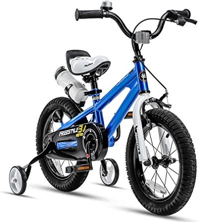 RoyalBaby Kids Bike Boys Girls Freestyle