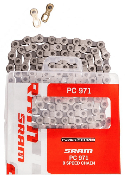 SRAM 9-Speed Bicycle Chain