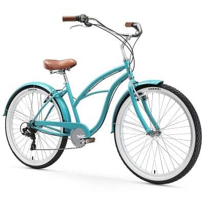 Sixthreezero Women's Beach Cruiser Bike